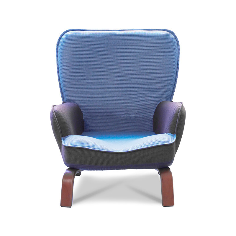 japanese low chair upholstery mesh fabric living room furniture legs wood occasional modern accent chairs with - Modern Furniture Online