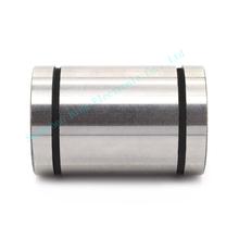 10pcs lot 3d printer LM6UU LM6 linear ball bearing 6mm linear bush cnc parts for 3D