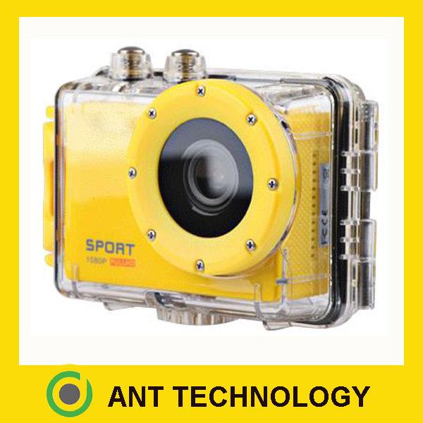 WIFI wireless Waterproof Sports DV 1080P HD Video Action camera reviews(China (Mainland))