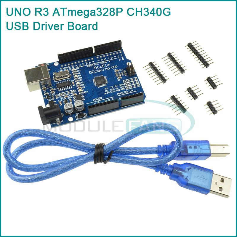 Uno r atmega p development board for arduino