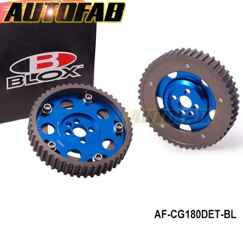 Blox Camshaft D16z6: AUTOFAB Blox Slide Adjustable Cam Gear Pulley Cam Pulley