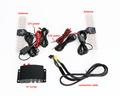 High Speed HD Car TV Tuner Mobile DVB T2 Digital TV Receiver Box Dual antennas for