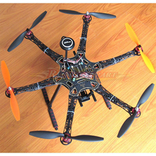 Buy DIY S550 Hexacopter APM2.8 FC NEO-7M GPS HP2212 920KV BL Motor Simonk 30A ESC for $170.99 in AliExpress store