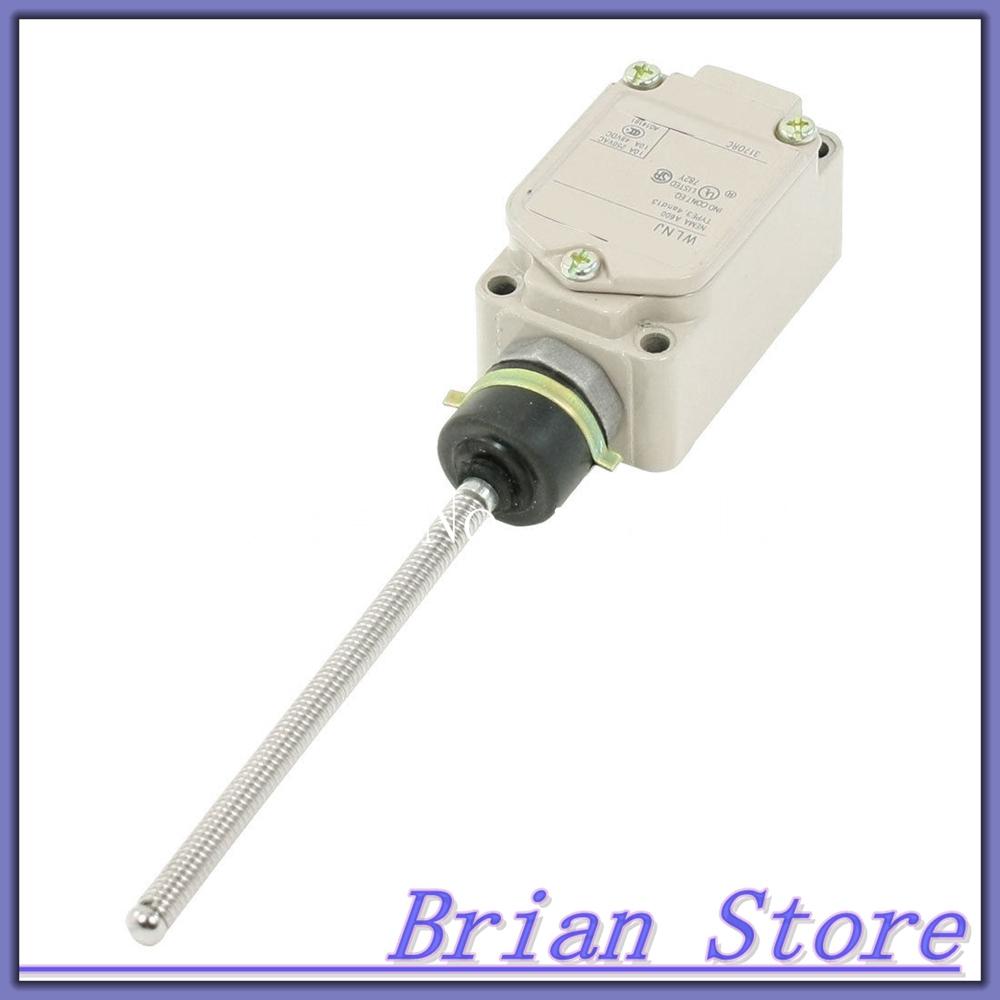 WLNJ Wobble Stick Head Momentary Limit Switch AC 250V 10A DC 48V 10A<br><br>Aliexpress