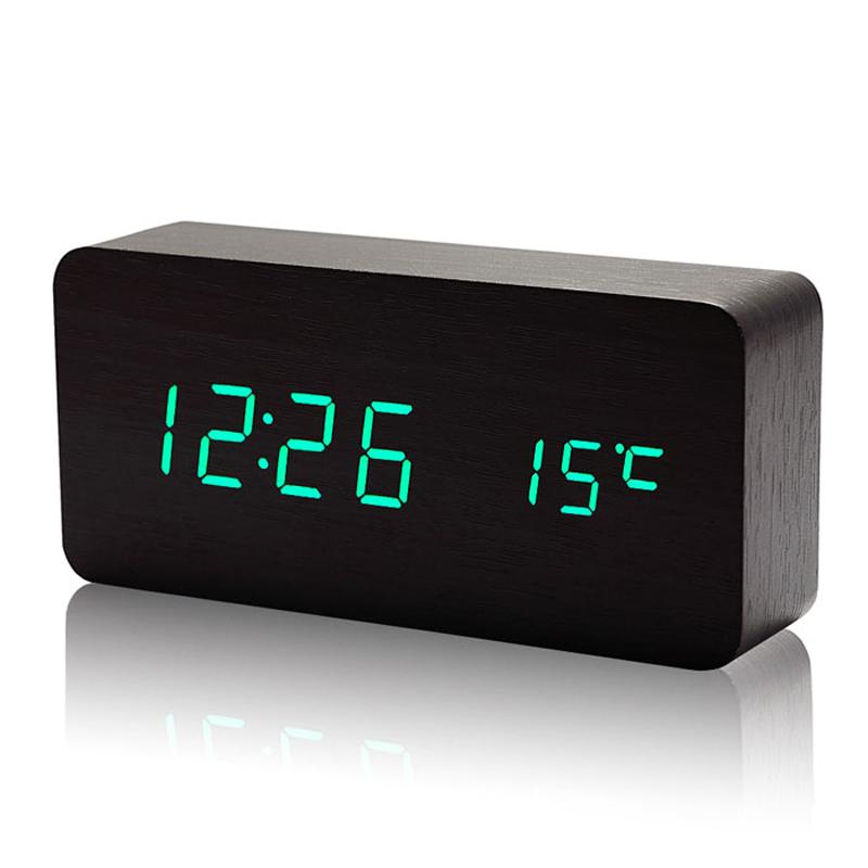 Compre 098 de alta qualidade rel gios com for Reloj digital de mesa