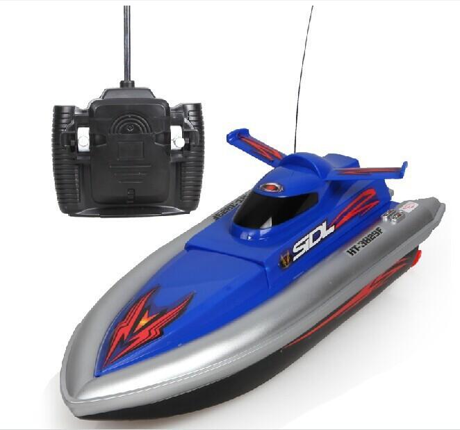 купить радио управляемую лодку