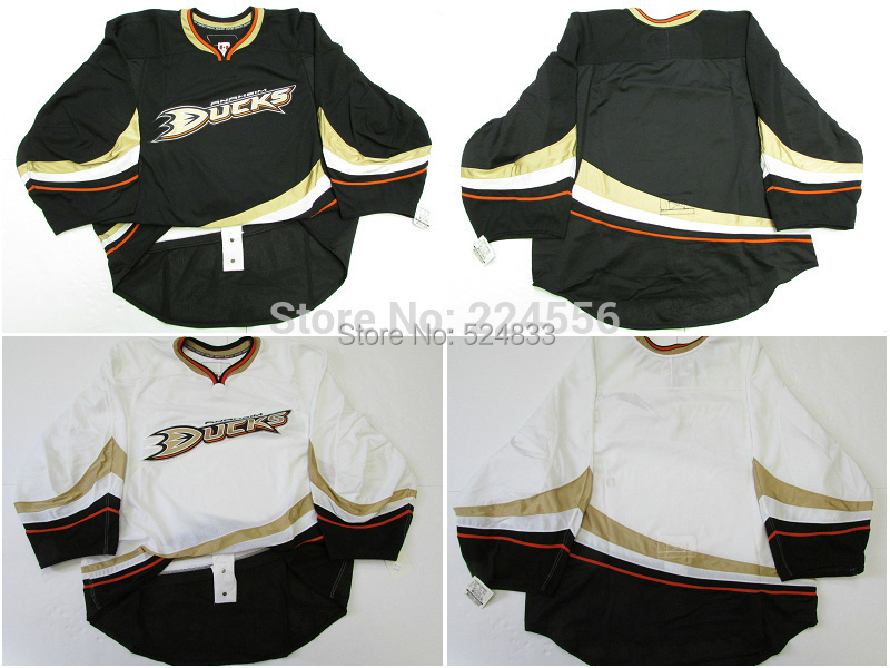 36 JOHN GIBSON Design your own Anaheim Mighty Ducks goalie cut Jerseys hockey jerseys customize swen on Any Name & NO.