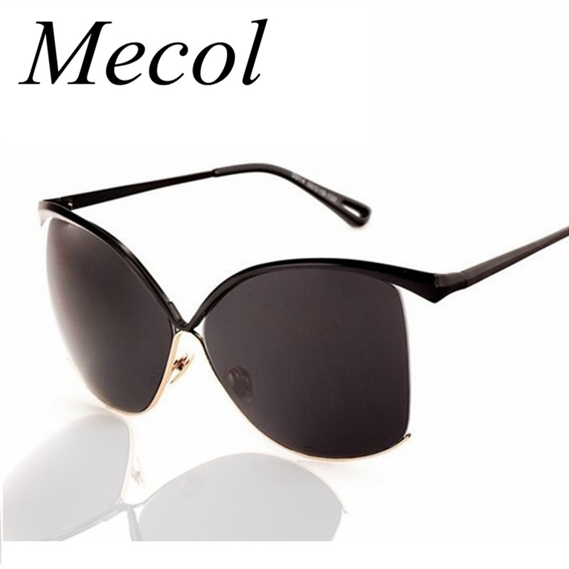 Classic Sunglasses Women Brand Design Fashion Women's Sunglasses Butterfly Cat Eye Sun Glasses Gafas Oculos De Sol Feminino M174(China (Mainland))