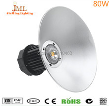 80W High Bay Light,  Factory hood lamp hanging tube   High Bay Lamp, Industrial  5 years warranty(China (Mainland))
