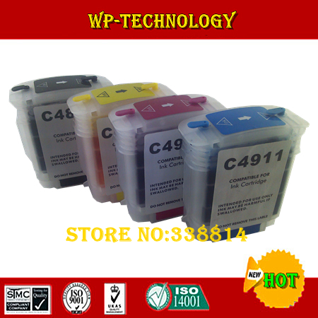 [Full]Refill cartridge suit for HP10 HP82,suit for HP Designjet 500/500ps/800/800ps/815mfp etc,With specialized ink,ARC chips(China (Mainland))