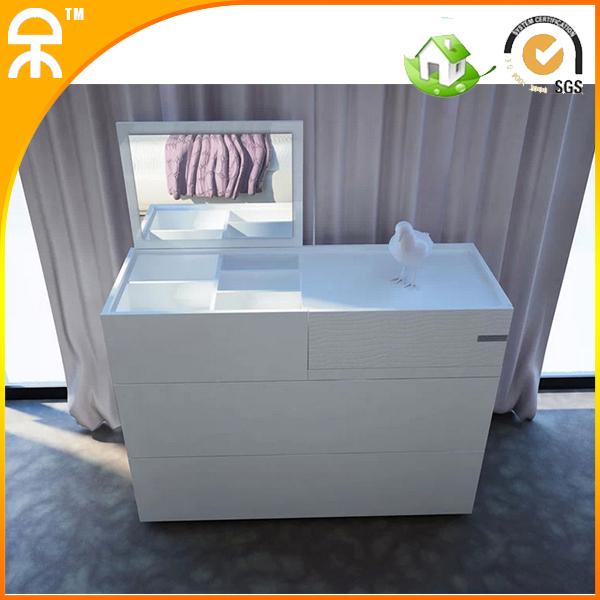 Buy 1 dresser table mirror lot modern for Furniture u save a lot