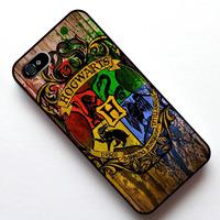 Hogwarts logo Harry Potter Case Cover, Case for Apple Iphone 5 5S/ 4 4S/5c / 6/ 6plus