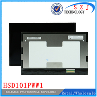 Original 10.1'' inch 1280*800 HSD101PWW1 A00 HSD101PWW1-A00 Rev:4 for ASUS TF300 Tablet PC OLED LCD Screen Display Free shipping