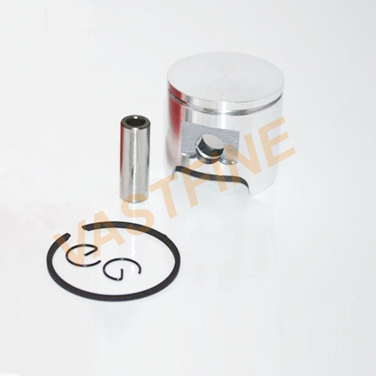 free shipping Replacement piston assy 38MM for Chinese cheap kit chain saw parts for HUS 142(China (Mainland))