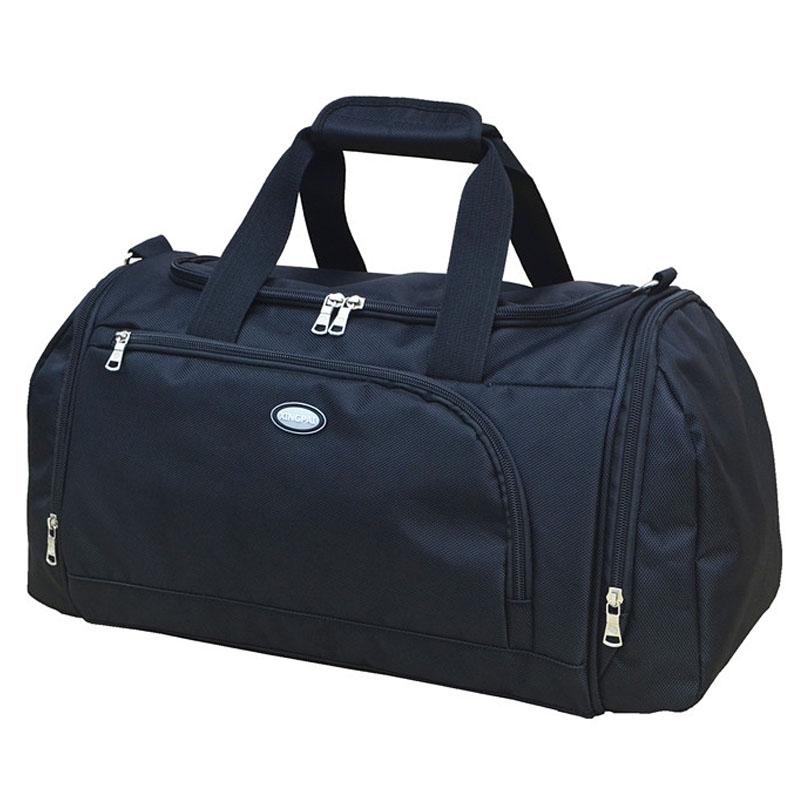 Black Colour Durable Gymnastic Duffel Bag Multifunctional Men's Travel Bag Popular Expandable Travel Bag For Traveller(China (Mainland))