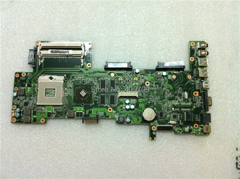 FREESHIPPING HOT SALE 100% NEW K72JU N73JT Notebook Motherboard HM55 intel cpu  FOR ASUS  100% tested<br>