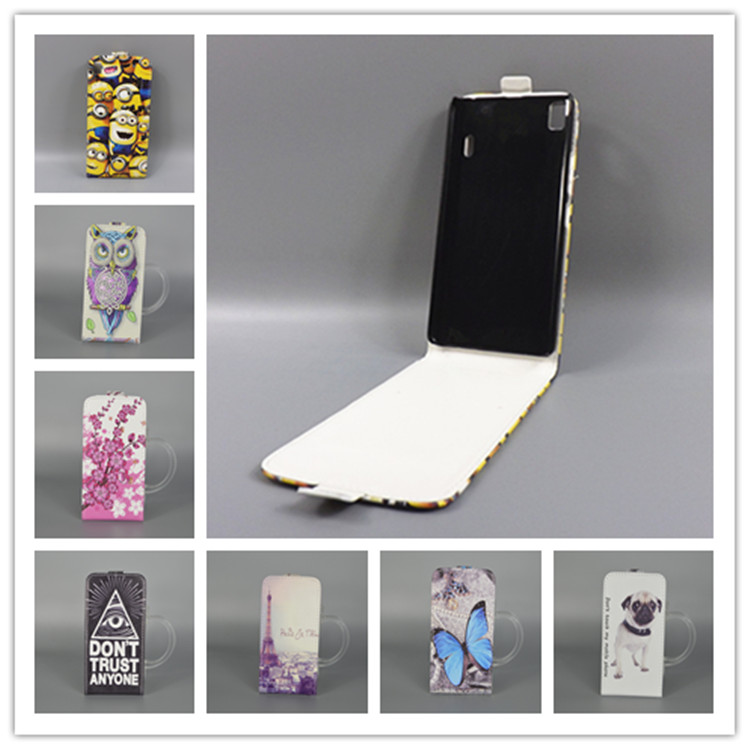 Lenovo K3 Note Case K50-T5 Teana / Lenovo A7000 Hot Pattern Cute PrintingVertical Flip Cover Open Down/up Back Cover filp case