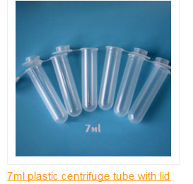 0.5ml PCR Transparent Clear Test Tube With Cap Centrifuge Vial Snap Cap Container Lab Supplies 50 PCS