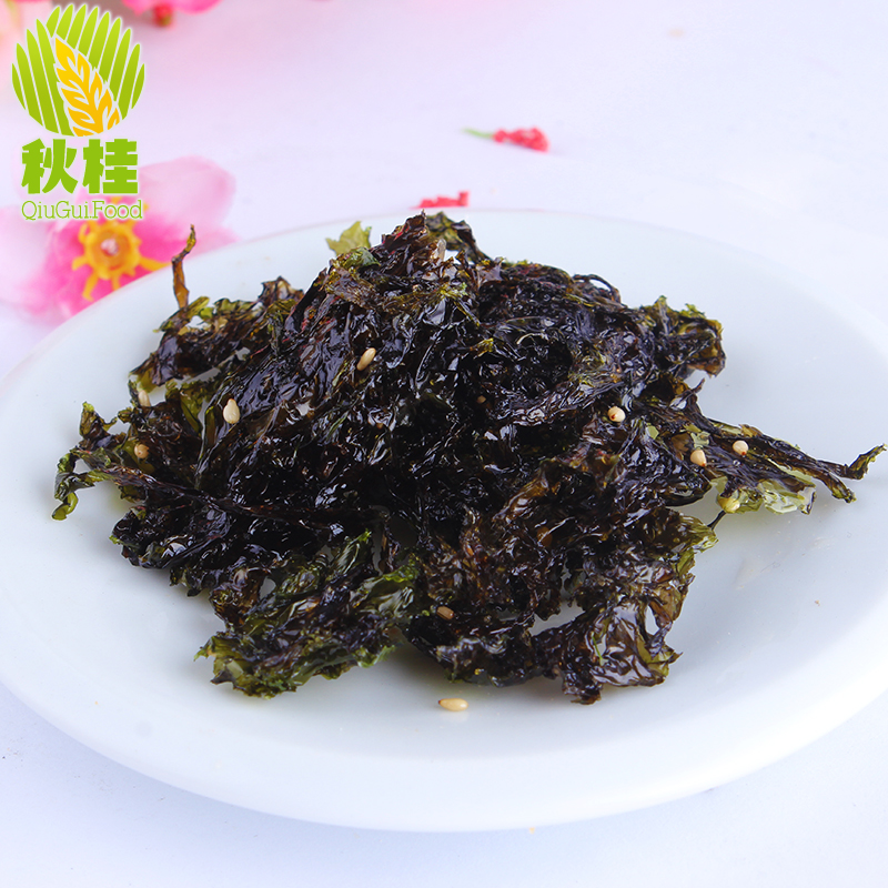 29 South Korea imported olive oil fried nori seaweed snacks ready to eat shredded 70g / bags casual snacks(China (Mainland))