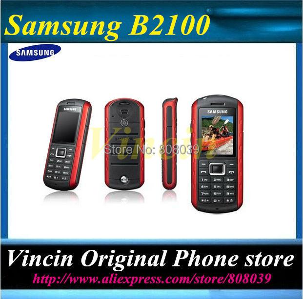 unlocked original Samsung B2100 mobile cell phone Hot sale Refurbished(China (Mainland))