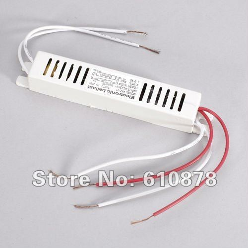 Free Ship,8-16W AC220V T4 Fluorescent Lamps Electronic Ballast for Headlight of T4 Straight Fluorescent Lamps(China (Mainland))