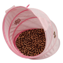 Fashion-utility spiral may be admitted to cat litter cat tunnel with mat breathable storage tent 3102(China (Mainland))