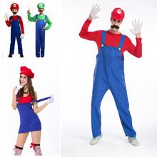 Funny Costume Super Mario