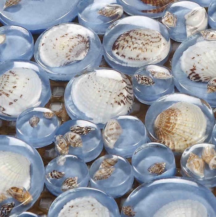 Online kopen wholesale blauw tegel backsplash uit china blauw tegel backsplash groothandel - Mozaiek blauwe bad ...