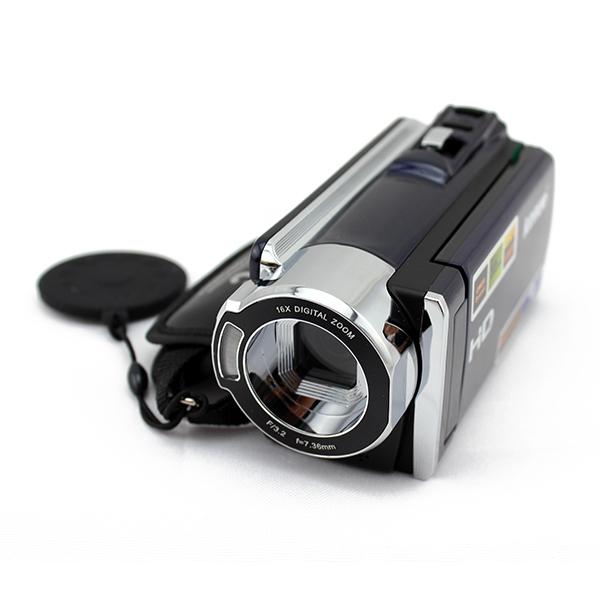 "Full HD 1080P Digital Camera 16XZoom 3"" Inch TFT LCD 270 DV Video Camcorder Recorder(China (Mainland))"