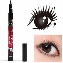 3Pcs/Lot Makeup Black Eyeliner Waterproof Liquid Make Up Beauty Comestics Eye Liner Pencil Brand New