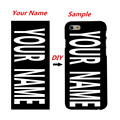DIY Custom Name as ANNA Cover Case for iPhone 4 4S 5 5S SE 5C 6 6S Plus SONY Xperia Z Z1 Z2 Z3 Z4 MINI M2 M4 C3 C4 C5 T2 T3