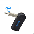 Car Bluetooth Audio Music Receiver Universal 3 5mm Adapter AUX Streaming Car Kit for Speaker Handsfree