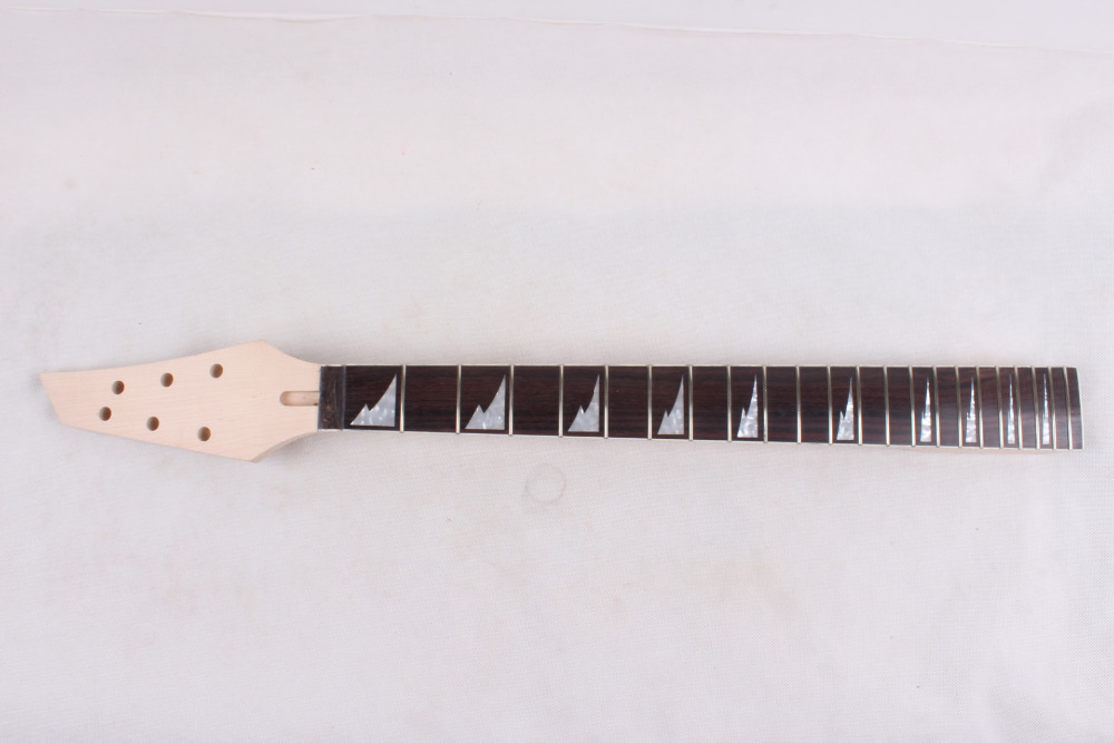 Finished delicate electric guitar part, pure guitar neck(China (Mainland))