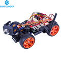 SunFounder Raspberry Pi Smart Video Car Kit V2 0 GUI programming Remote Control by UI on