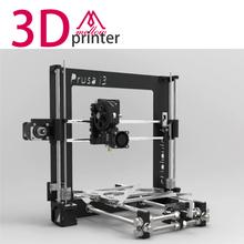 Free shipping DIY RepRap Prusa Mendel i3 ABS plastic Parts Kit Prusa i3 Acrylic frame 3D