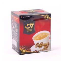 160g Imported from Vietnam 16 g 10 triad coffee in a box the G7