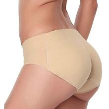 2016 New Fashion sexy Padded panties for women Lady Seamless Butt padded underwear hip padding Enhancer Shaper Panties Underwear(China (Mainland))