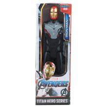 30cm Brinquedo Thanos Endgame 4 Marvel Avengers Homem De Ferro Hulk Spiderman Thor Wolverine Black Panther Figura de Ação do Veneno Do Miúdo(China)