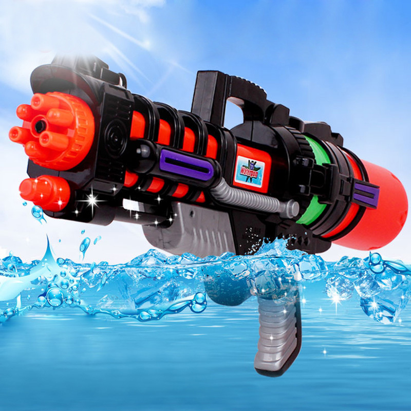 Гаджет  Clearance Sale Plastic Big Toys High Pressure Water Gun Soaker Pump Action Outdoor Sports Game Water Bullet  Free Shipping None Игрушки и Хобби