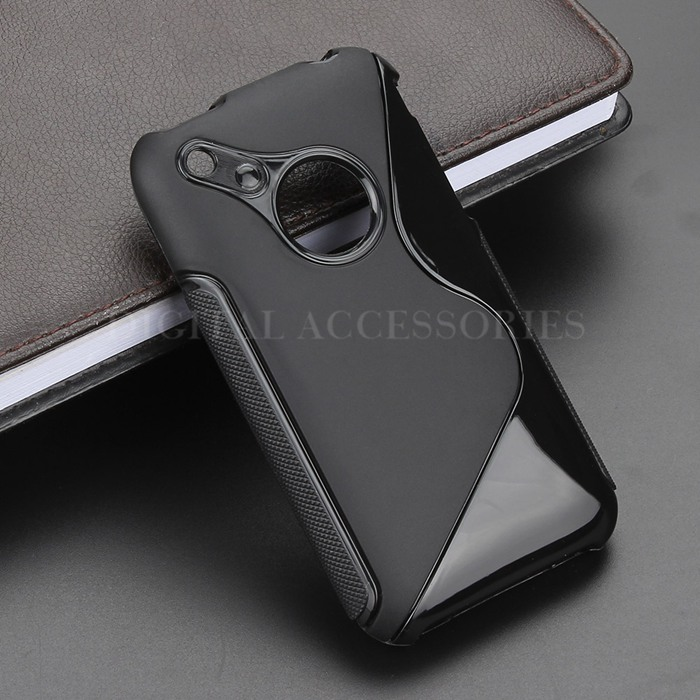 8 Color S-Line Anti Skidding Gel TPU Slim Soft Case Back Cover For Apple iphone 3G 3GS Mobile Phone Rubber silicone Cases(China (Mainland))