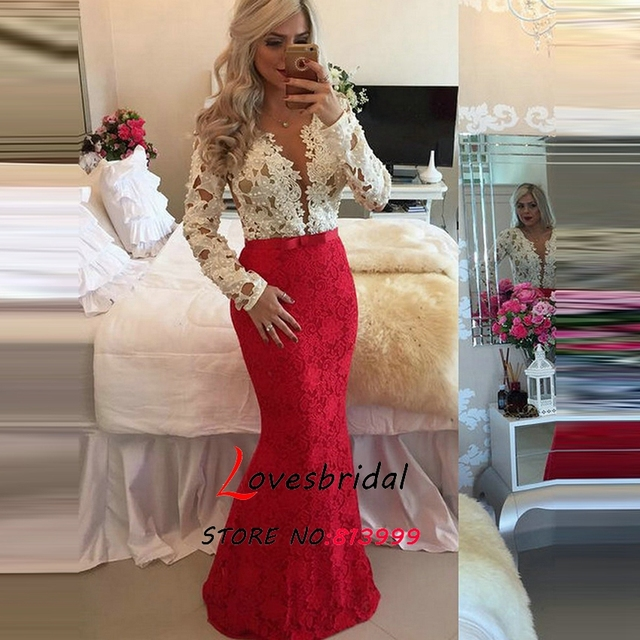 [صورة مرفقة: Lace-Long-Sleeves-Evening-Dresses-2016-R...40x640.jpg]