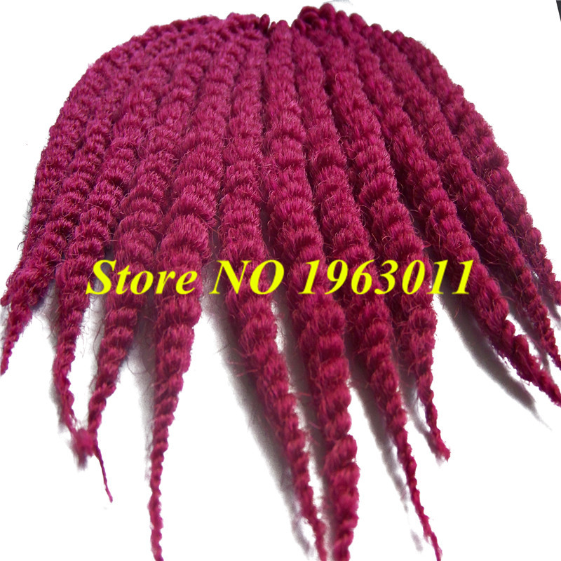 Crochet Xpression : burgundy 99j color Crochet Kanekalon Xpression Braiding Hair, Havana ...