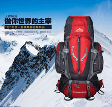 2016 new sport travel bag Men and women waterproof bike a bike sports bag men travel bags travel bags luggage 80 L Oversized(China (Mainland))