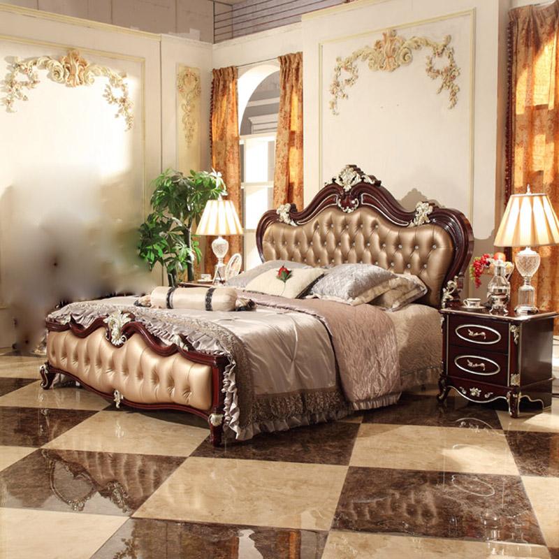 Compra muebles de dormitorio camas king size online al por for Dormitorio king