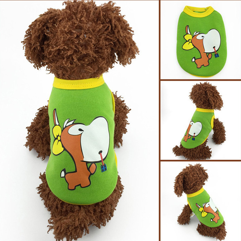 New Cute Pet milk dog clothes small dog vest summer winter para cachorro portugal jersey portugal soccer jersey(China (Mainland))