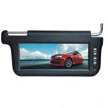 "Wide View Angle 10.2"" Sunvisor Monitor TFT LCD Screen Car Monitor Car Video Sun Visor Left(China (Mainland))"