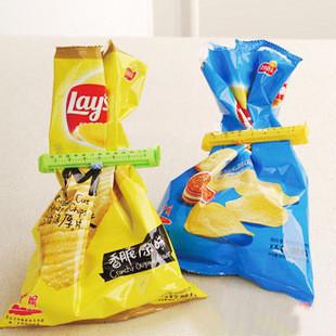 Free Shipping Tape sealing clip food sealed clip snacks milk powder sealing clip envelope clip single