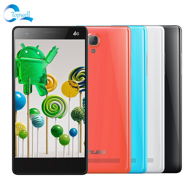 Original Mlais M52 Red Note MTK6752 Octa Core 64 Bit 4G LTE Mobile Phone 5.5'' Android 4.4 2GB 16GB Smartphone 13MP Camera OTG(China (Mainland))