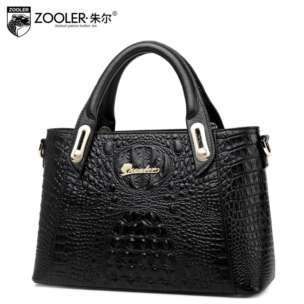 Crocodile women's genuine leather handbag 2015 autumn and winter women's genuine leather bags female bolsas femininas