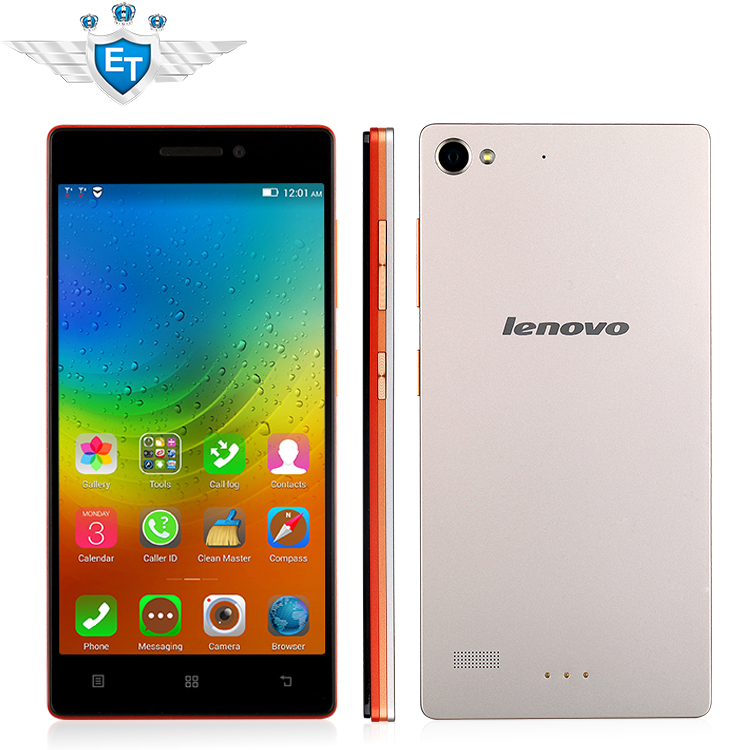 "Lenovo VIBE X2 4G LTE Original Cell Phones Octa Core Android 4.4 5.0"" FHD IPS 1920X1080 2GB RAM 32GB Dual SIM 13MP Camera 4G LTE(China (Mainland))"